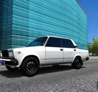 VAZ 2107 1.6 Mt Mod for City Car Driving v.1.5.1 - 1.5.6