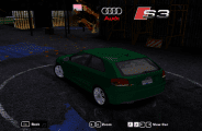 2007 Audi S3 Mod for Need For Speed Most Wanted