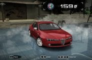 Alfa Romeo 159Ti Mod for Need For Speed Most Wanted