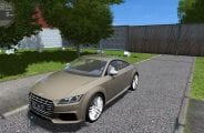 Audi Tt Rs 2018 V1.0 Mod for City Car Driving v.1.5.6