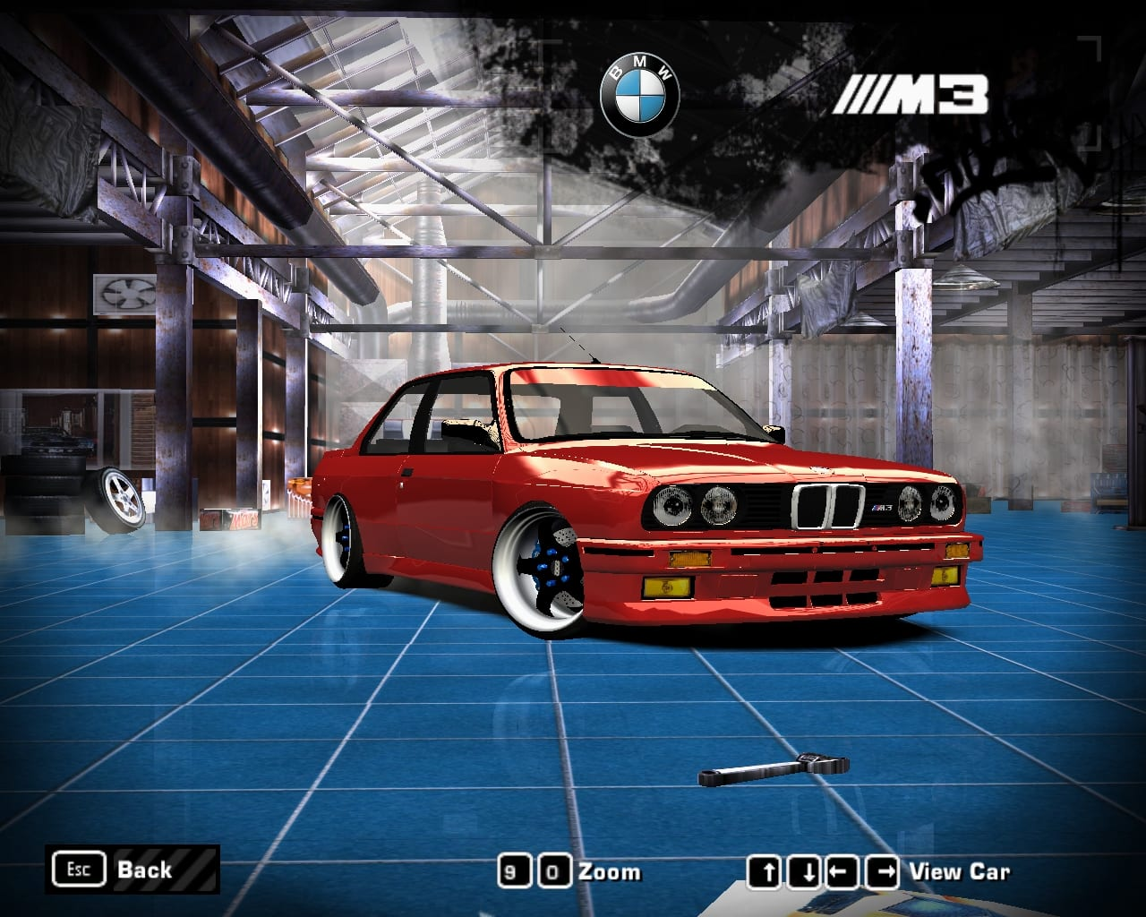 Bmw M3 E30 Wintershall Mod For Need For Speed Most Wanted