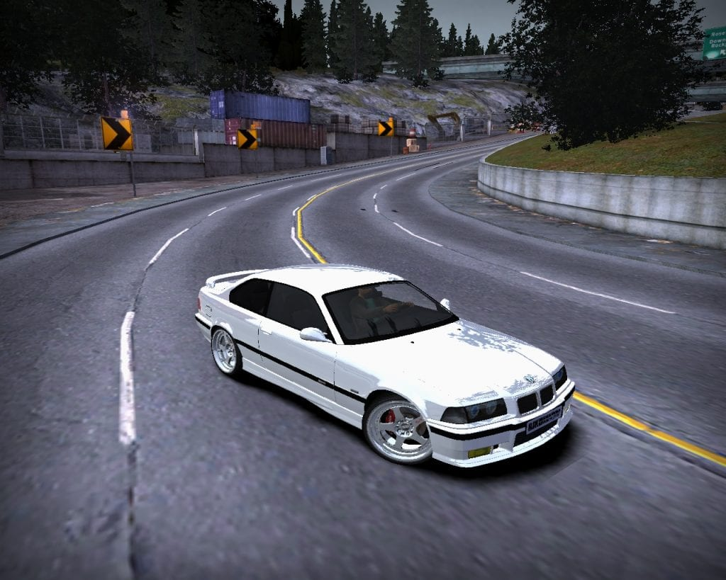 Bmw M3 E36 Fod Drift Mod For Need For Speed Most Wanted