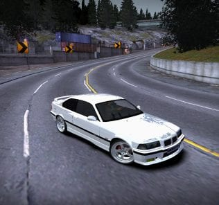 BMW M3 (E36) Fod Drift Mod for Need For Speed Most Wanted