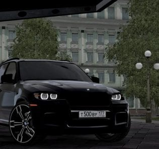 BMW X5M Perfomance Mod for City Car Driving v.1.5.1 - 1.5.6