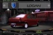 Dacia Logan 1.6 MPi Mod for NFS Underground 2