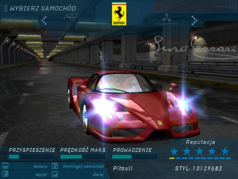 Nfs underground 1 download full | Need for Speed Underground 1 Free