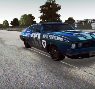 Ford XB coupe Mod for Car Mechanic Simulator 2018