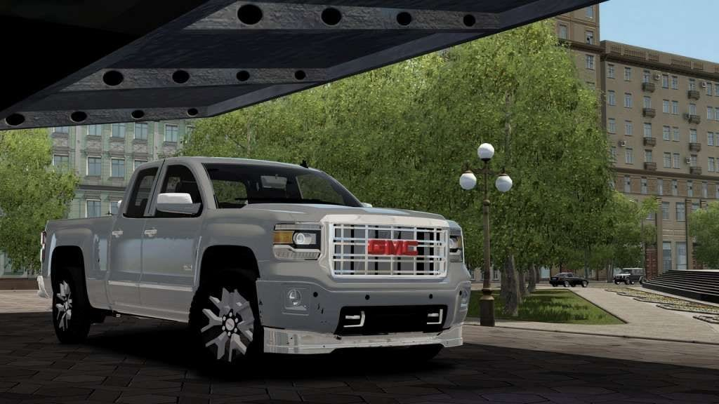Gmc Sierra 2014 Mod For City Car Driving V 1 5 6