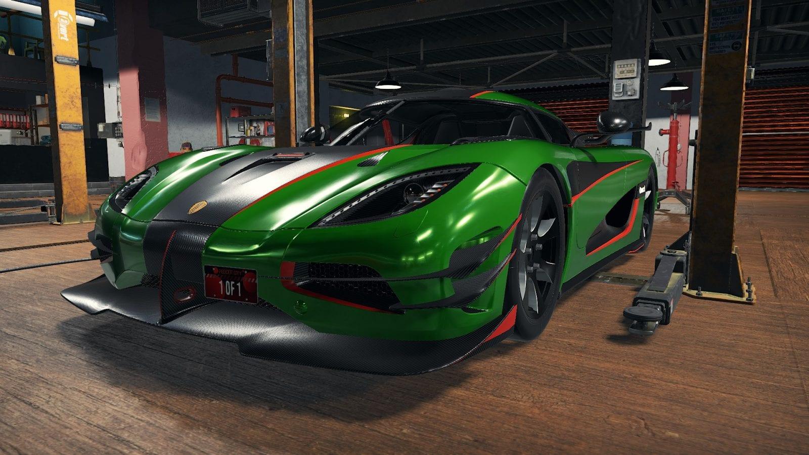 Car Mechanic Simulator 2015 Mods >> Koenigsegg One 1 Mod For Car Mechanic Simulator 2018