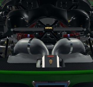 Koenigsegg ONE:1 Mod for Car Mechanic Simulator 2018