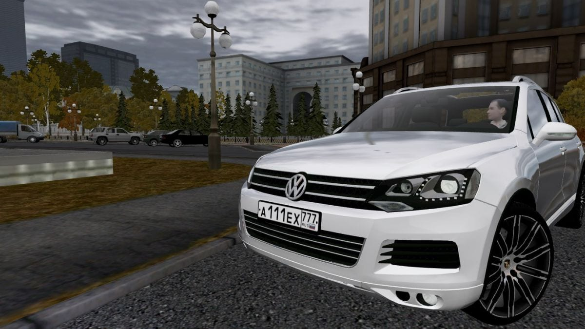 We Present You A Redesigned Car Volkswagen Touareg Tdi 3 0 Stage 1 List
