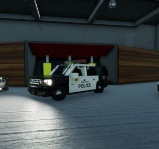 2010 Chevrolet Tahoe Police Package Mod for Brick Rigs