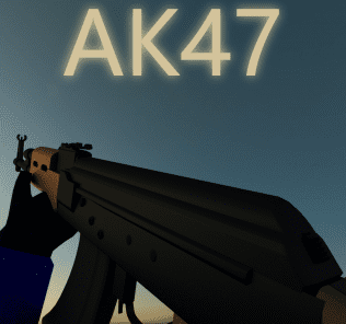 AK47 Mod for Ravenfield