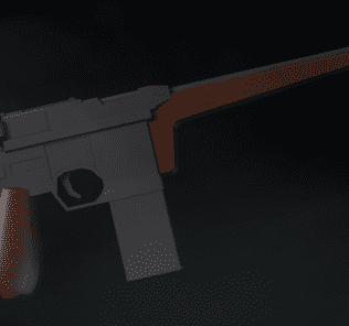 Mauser Carbine Mod for Ravenfield