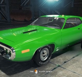 1971 Plymouth GTX Mod for Car Mechanic Simulator 2018