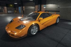 1992 McLaren F1 Mod for Car Mechanic Simulator 2018