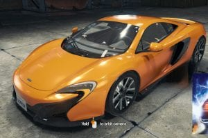 2016 McLaren 650S Mod for Car Mechanic Simulator 2018