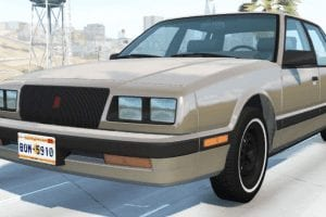 Bruckell Legran Bigger V1.0 Mod for BeamNG Drive