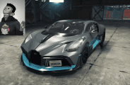 Bugatti Divo Mod for Car Mechanic Simulator 2018