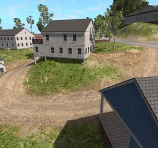 Caronoa Isle 1.0 Mod for BeamNG Drive