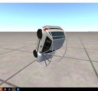 Ibishu Microvet 1.2 Mod for BeamNG Drive