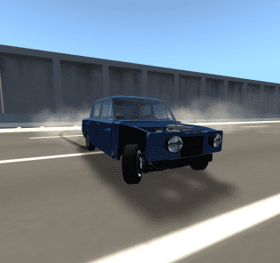 Ibishu Miramar Raching Mod for BeamNG Drive