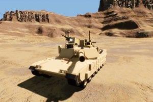 M1A2 Abrams SEP 2 Mod for Brick Rigs