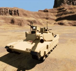 M1A2 Abrams SEP 2 Mod for Brick Rigs