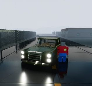 Mercedes-Benz 220 D Mod for Brick Rigs