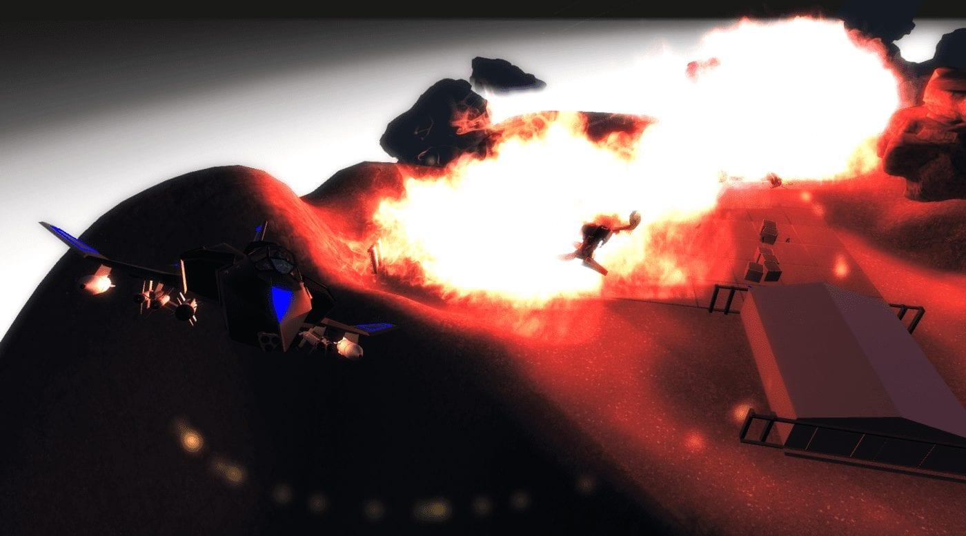 Mercs & Marines Mod for Ravenfield