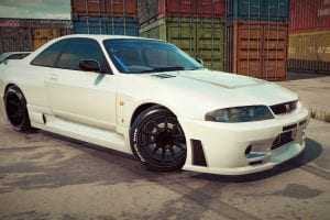 Nissan Skyline R33 1997 Mod for Car Mechanic Simulator 2018