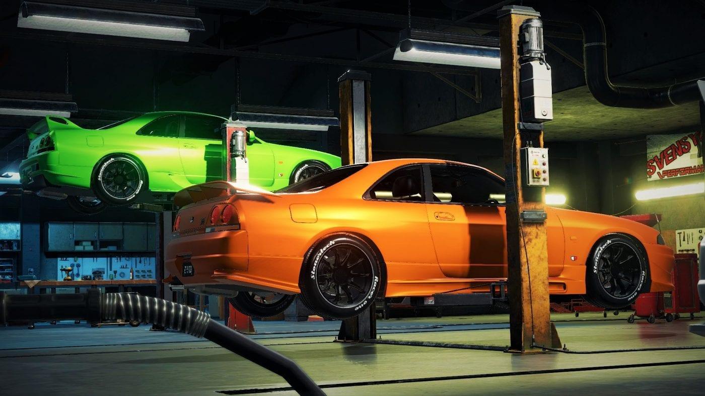 Nissan Skyline R33 1997 Mod for Car Mechanic Simulator 2018