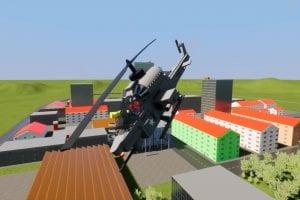 TDAC AH-1W Super Cobra Mod for Brick Rigs