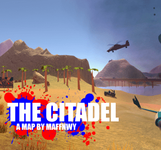 The Citadel By Maffnwy Mod for Ravenfield