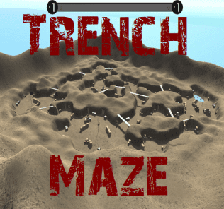 Trench Maze Mod for Ravenfield