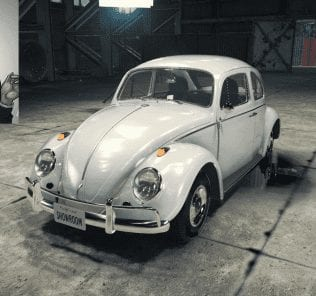 Volkswagen Beetle Mod for Car Mechanic Simulator 2018