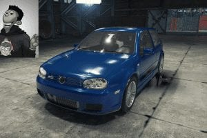Volkswagen Golf IV R32 Mod for Car Mechanic Simulator 2018
