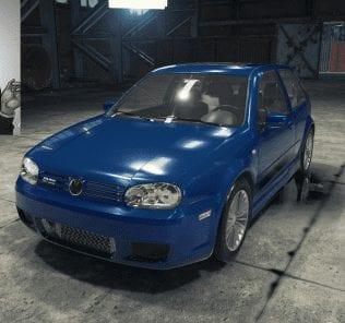 Volkswagen Golf IV R32 Mod for Car Mechanic Simulator 2018