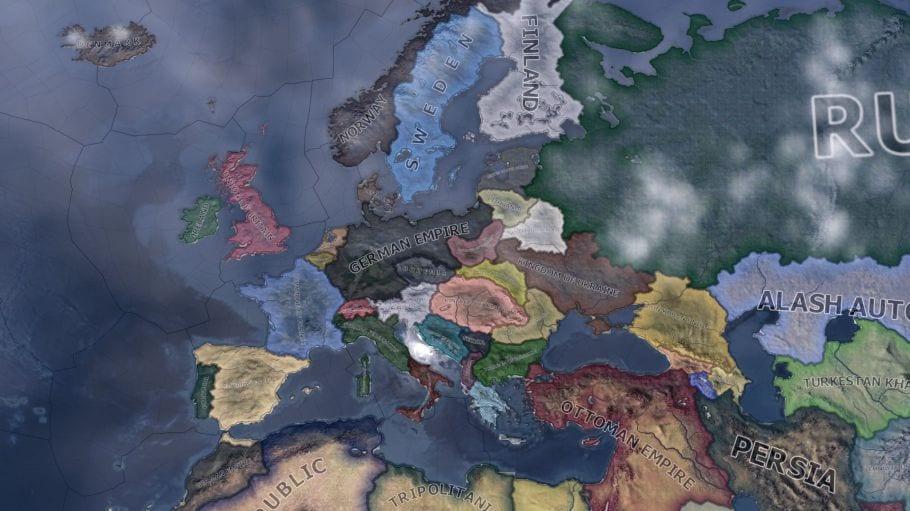 Darkest Hour Mods Kaiserreich