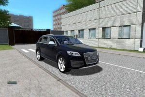 Audi Q7 Mod for City Car Driving v.1.5.7
