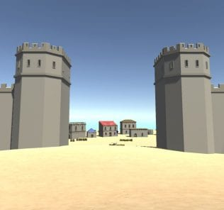 Desert Defense Mod for Ravenfield