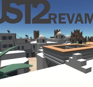 RF_DUST2_REVAMPED Mod for Ravenfield