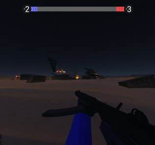 Forsaken Sands Mod for Ravenfield