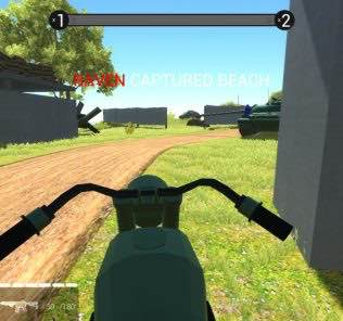 Scout Motorcycle Mod for Ravenfield