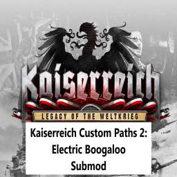 Compatibility Mod For KR Submod - More Custom Country Paths Mod for Hearts of Iron IV