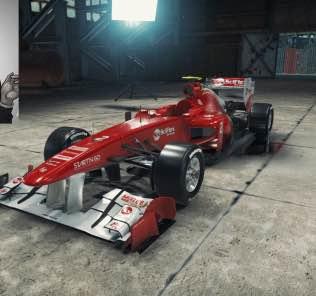 Formula A Mod for Car Mechanic Simulator 2018
