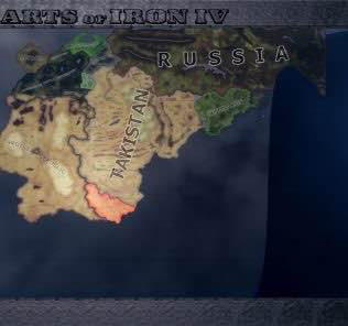 Project South Zagoria V0.040 Mod for Hearts of Iron IV