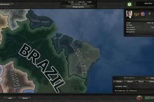 Reich da Bahia (Bahia Reich) Mod for Hearts of Iron IV