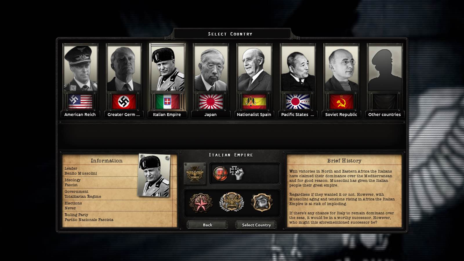 The Man In The High Castle Mod For Hearts Of Iron Iv