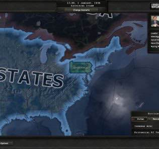 The Office Mod for Hearts of Iron IV